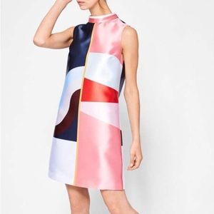 NWT Ted Baker Niema Mini Summer Shift Dress